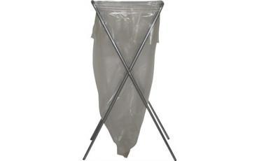 Affaldssække og stativer