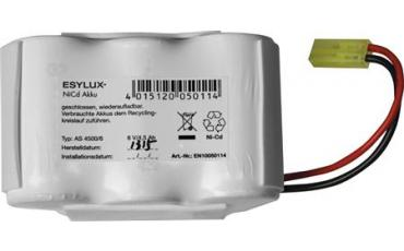 Batteri genopladelig