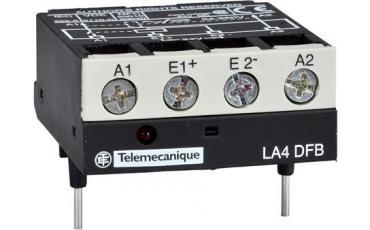 Forstærker modul for kontaktor