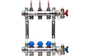 Gulvvarme fordeler / manifold