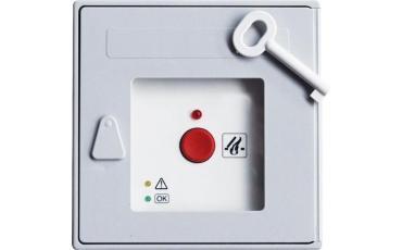 Ikke automatisk detektor til alarmsystem