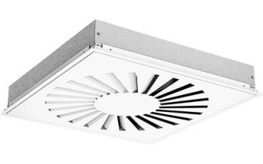 Loftarmatur til ventilation