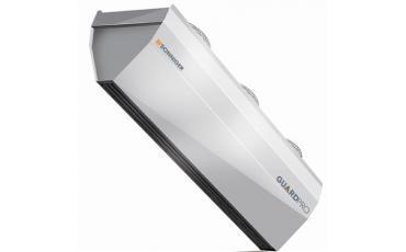 Lufttæpper og varmeventilatorer
