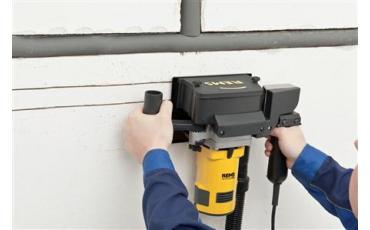 Murfræser og rilleskære (elektrisk)