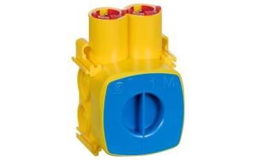 OPUS®66 dåser for indstøbning