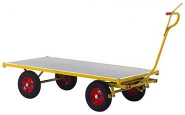 Sække-, løfte og transportvogn