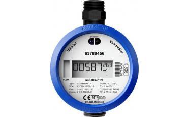 Væske flow meter
