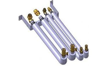 Varmepumpe Luft-Vand tilbehør
