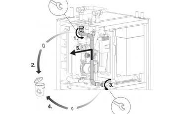 Varmepumpe Væske-Vand tilbehør