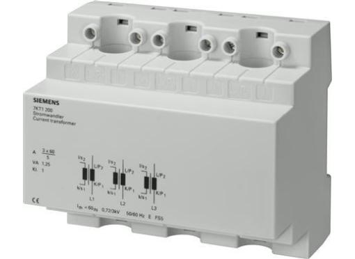 Siemens Måletrafo 3x60/5A
