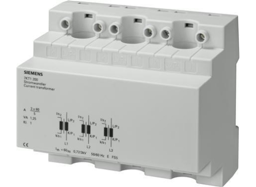 Siemens Måletrafo 3x150/5A