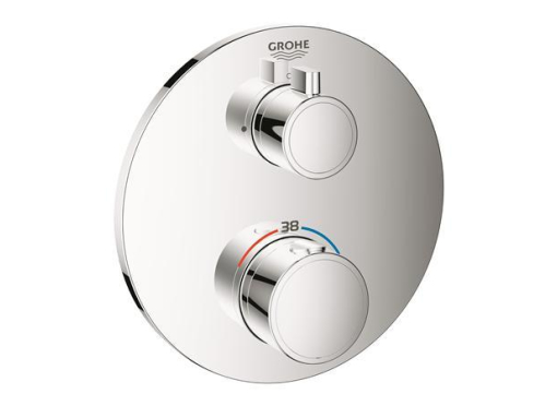 Grohe Grohtherm termostat rund 24075000