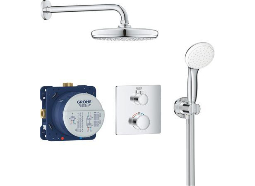 Grohe Grohtherm thm set shower+show.set
