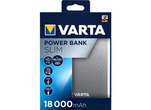Varta Power bank 18000mah slim