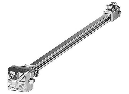 Siemens 8uc6082, aksel, 8 x 8 x 600 mm
