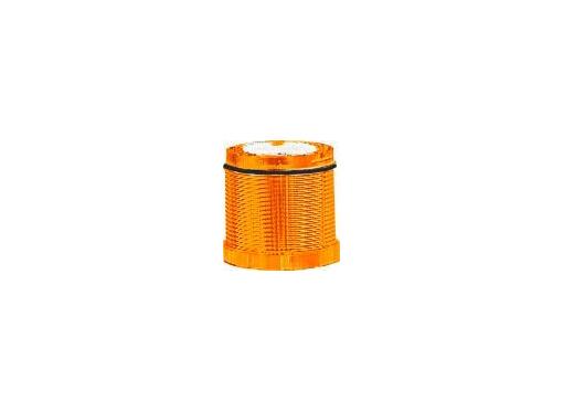 Siemens Lyselement, gul 24V AC/DC