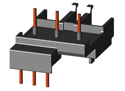 Siemens Elektr./mekan. forbinder s00-s0