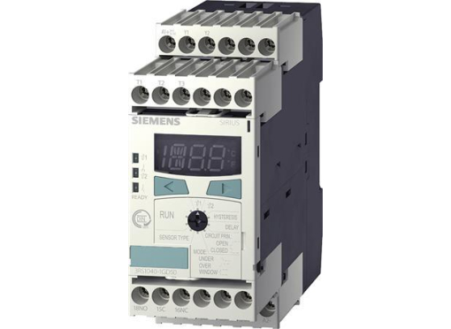 Siemens Temperaturrelæ 24 AC/DC