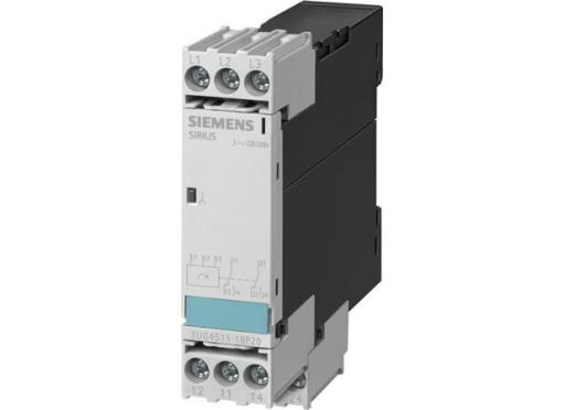 Siemens Fasefølge overvågningsrelæ