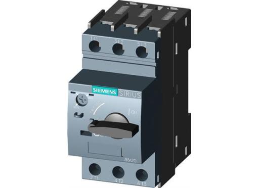 Siemens Håndbetjent motorværn 6.3A