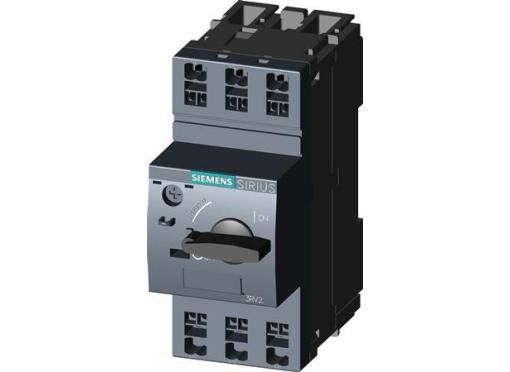 Siemens Håndbetjent motorværn 2.5A