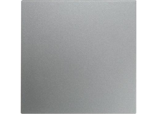 Berker Enkelt tryk for ql modul s./b. aluminium