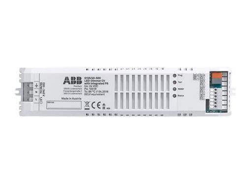 ABB KNX led-lysdæmper, m. strømforsyning