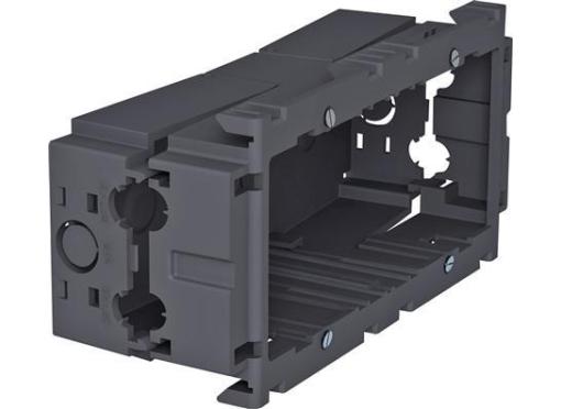 Obo Kanaldåse 2 modul euro rapid80