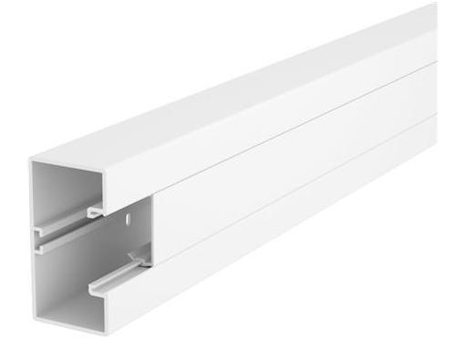 Installationskanal rapid45-2 100MM hvid