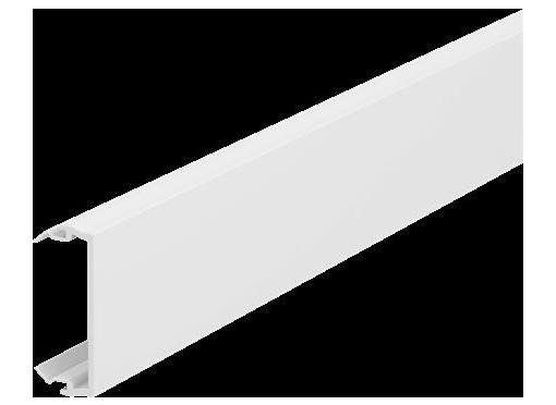 Låg for kanal rapid45-2 45MM hvid