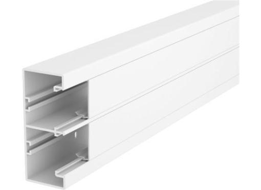 Installationskanal rapid45-2 130MM hvid