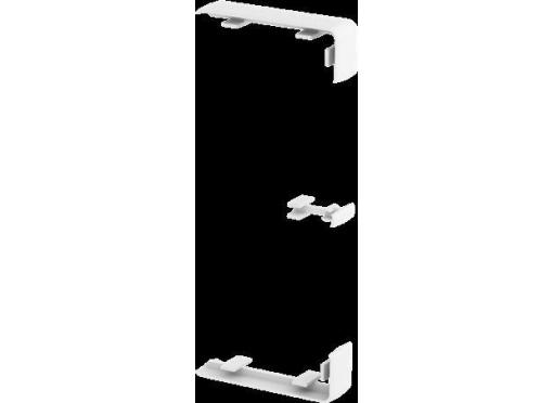 Samlestykke rapid45-2 gk-53130rw hvid