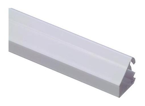 Minikanal selvklæbende md4, 4,5x9MM hvid