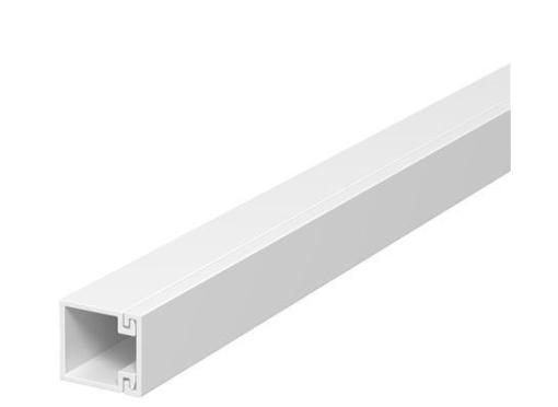 Kabelkanal 15x15mm, Hvid