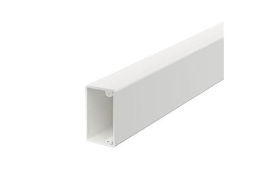 Kabelkanal 20x35mm, Hvid
