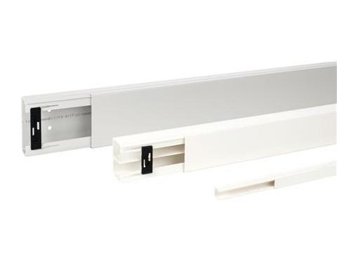 Rehau Kabelkanal le 20x20mm grå RAL 7030