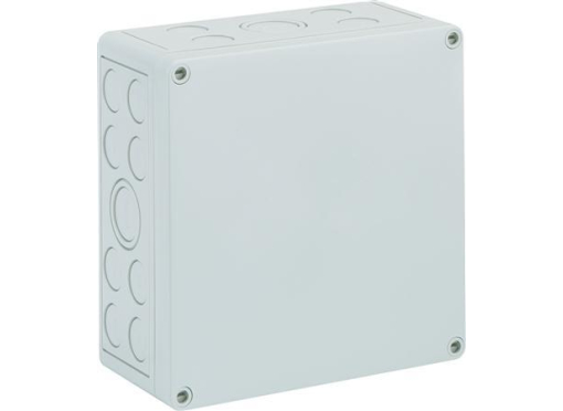 Forgreningsdåse PS1818-11 BxHxD 180x180x111mm