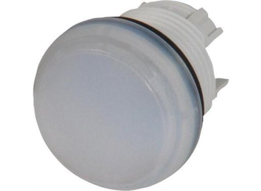 Eaton Indicator light,flush,white