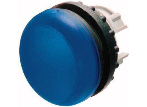 Eaton Indicator light,flush,blue