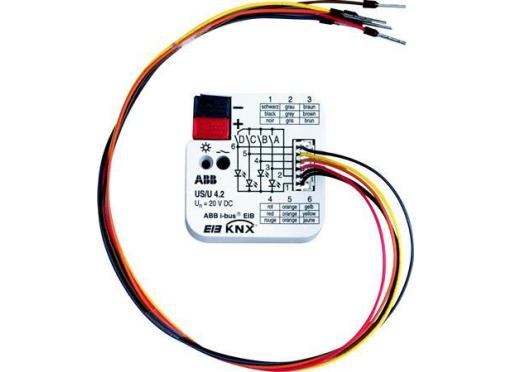 ABB KNX intertil uni til afbryder 4p in/out