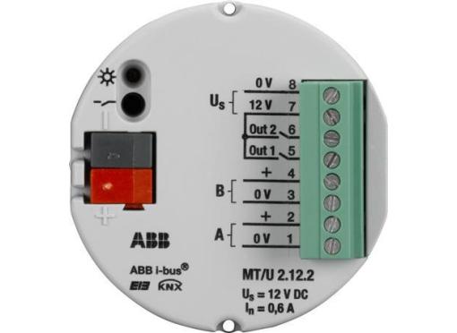 ABB Sikkerhedsterminal, 2-fold, fm