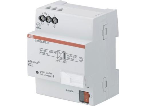 ABB KNX strømforsyning standard, 160 ma,