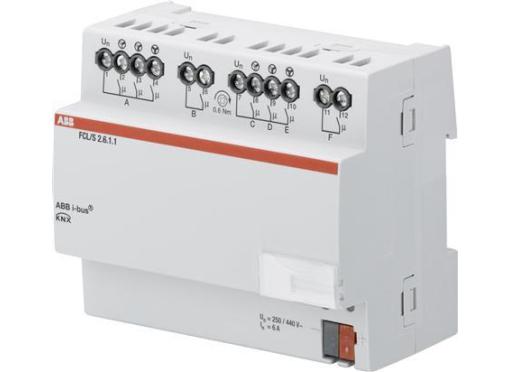 ABB Blower AC tuator, 2-fold, 6 a, mdrc
