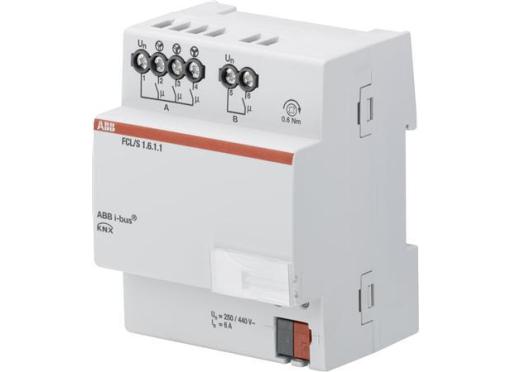 ABB Blower AC tuator, 1-fold, 6 a, mdrc