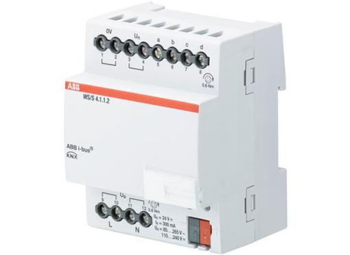 ABB KNX vejrstations 4-kanal input, mdrc