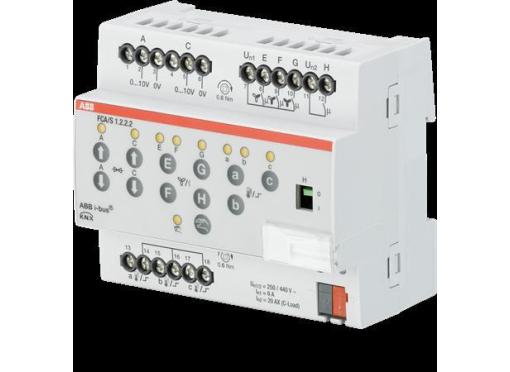 ABB KNX fancoil AC tuator 0-10v man mdrc