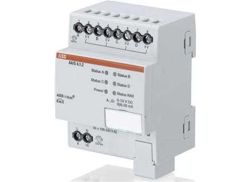 ABB KNX analog udgangsmodul 4-kanal