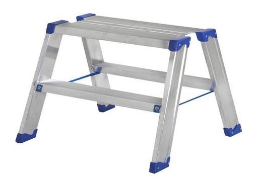 Silkeborg stiger Arbejdsbuk bred aluminium pro 2x3t