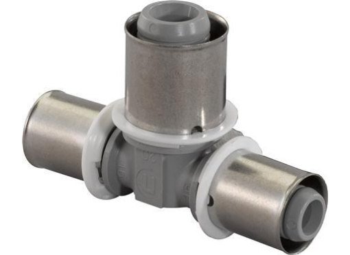 Uponor Ppsu pres-tee redu.25x20x25 mm