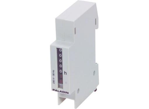 Paladin Timetæller 0-99999 12-48DC 17,5